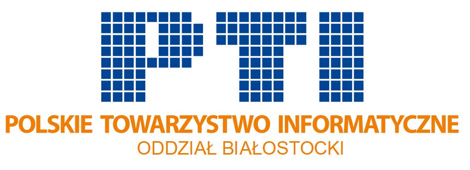 Logo Oddziału Białostocki PTI